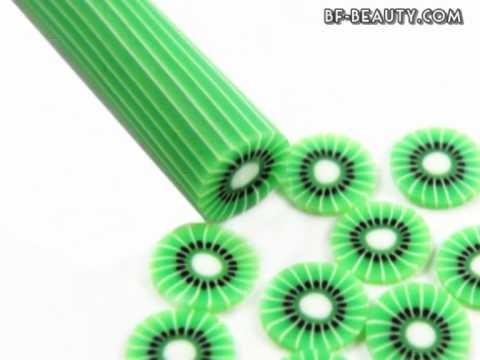 Beauties Factory  -  12 Sticks for DIY Fruit Slice Decoration
