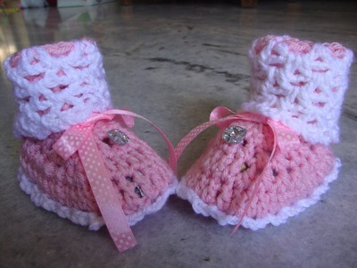 Crochet Baby booties. shoes - cute collection