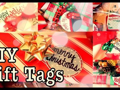 DIY Gift Tags!
