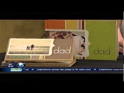 DIY Handmade Father's Day Gift Ideas Emily Ashby KSL 5  5.12.12