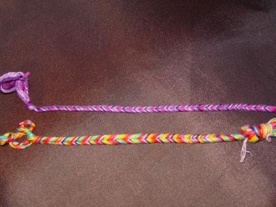 Fishtail Friendship Bracelet| Owlbeteen
