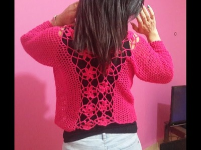 Flower Top Crochet PART 1