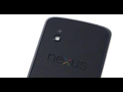 Google Nexus 4 (LG E960) Screen replacement.DIY tutorial