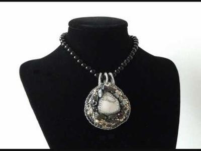 Handmade Ethnic Modern Seed Beads Jewelry - Perles de Bijoux