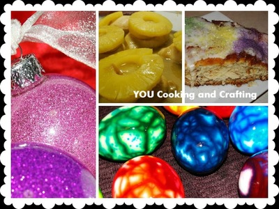 Hey kids! It's YOU Cooking And Crafting!