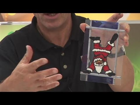 How To Make An Opaque Glass Painting