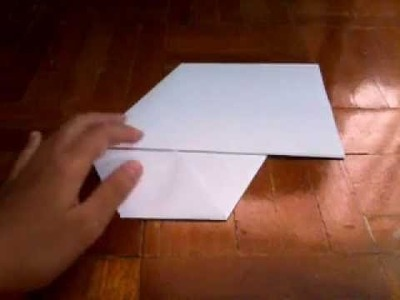How To Make EXO Logo Using A4 Paper (ORiGAMI)