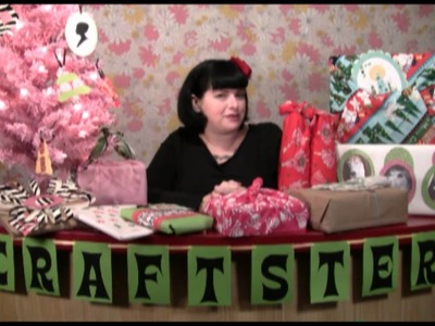 How to Wrap Gifts with Recycled Materials like Scrap Paper and Fabric