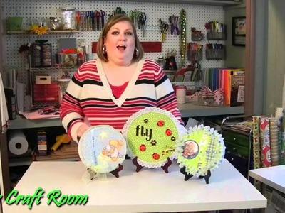 Magnet Boards - AJ's Craft Room  (Home Decor Idea)