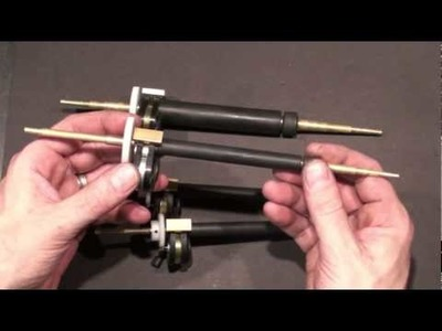 Midsize Spinner for making Pandora & Troll Beads