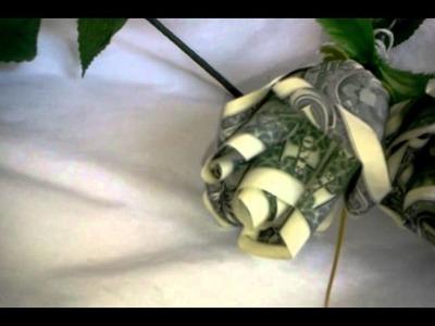 Money Origami Money Rose Heads by MoniyRoZe.com