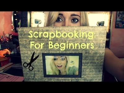 Scrapbooking: For Beginners!