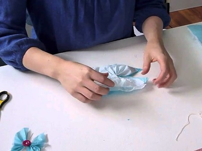 Scrapbooking with Tissue Paper