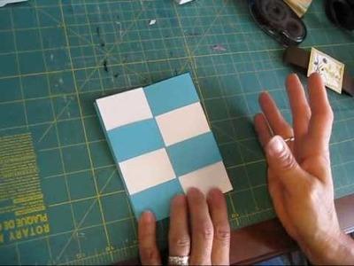 Secret Fold by www.frenchiestamps.com