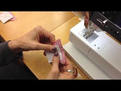 Stitch Gifts 2012 Paper Piecing