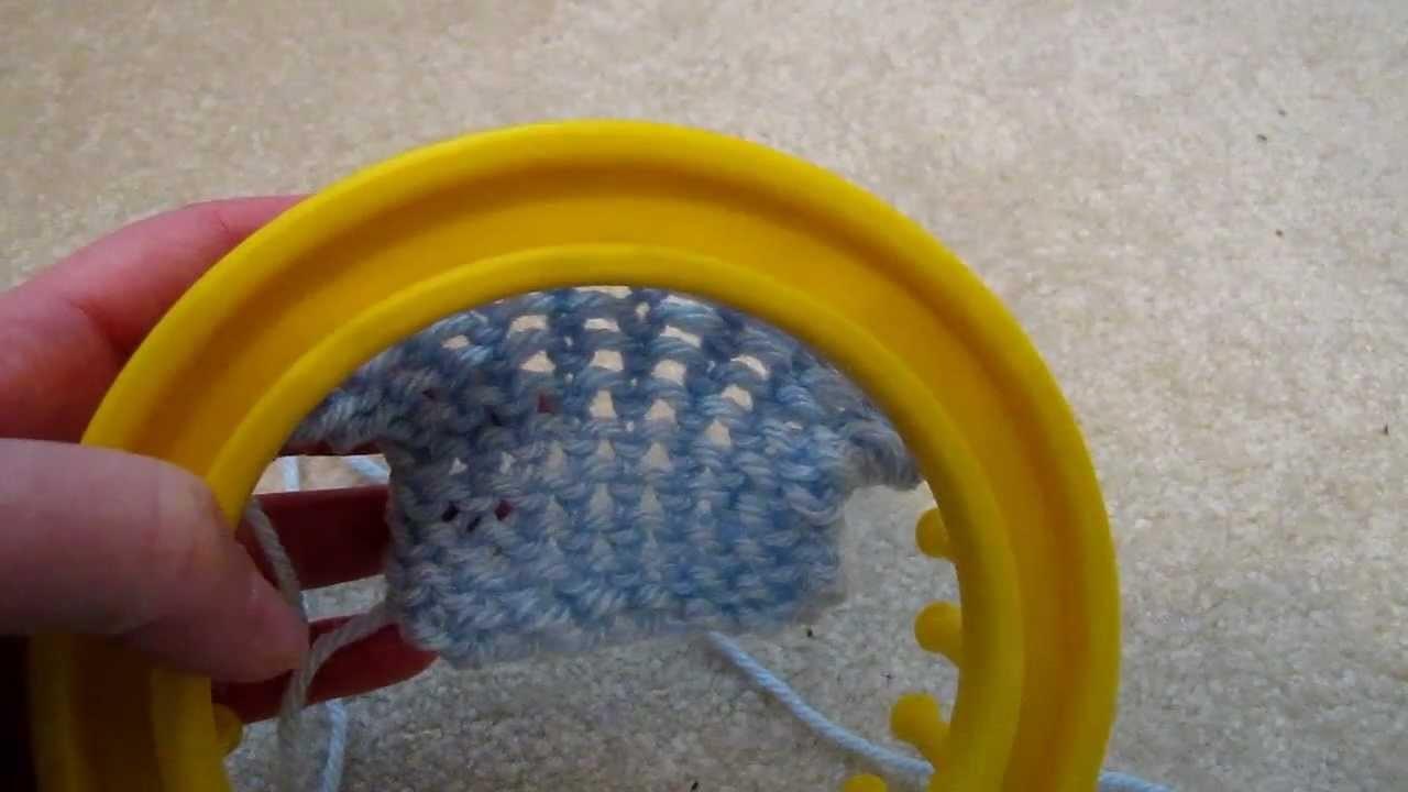 The Garter Stitch