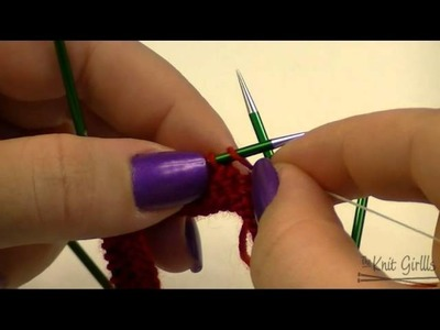 TheKnitGirllls Tutorial Series: Threading Beads With Superfloss