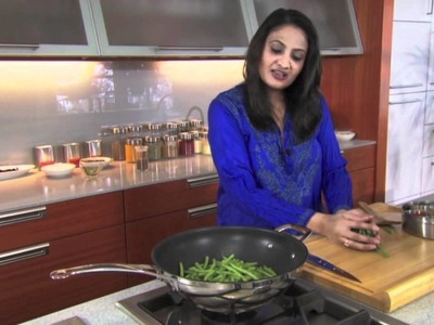 VegNews TV: Indian-Style Green Beans