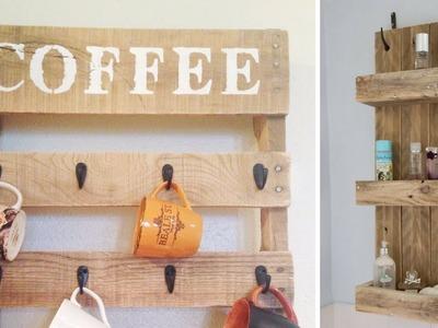 ???? 5 Marvelous DIY Vertical Organizer Ideas Using Repurposed Wood ????