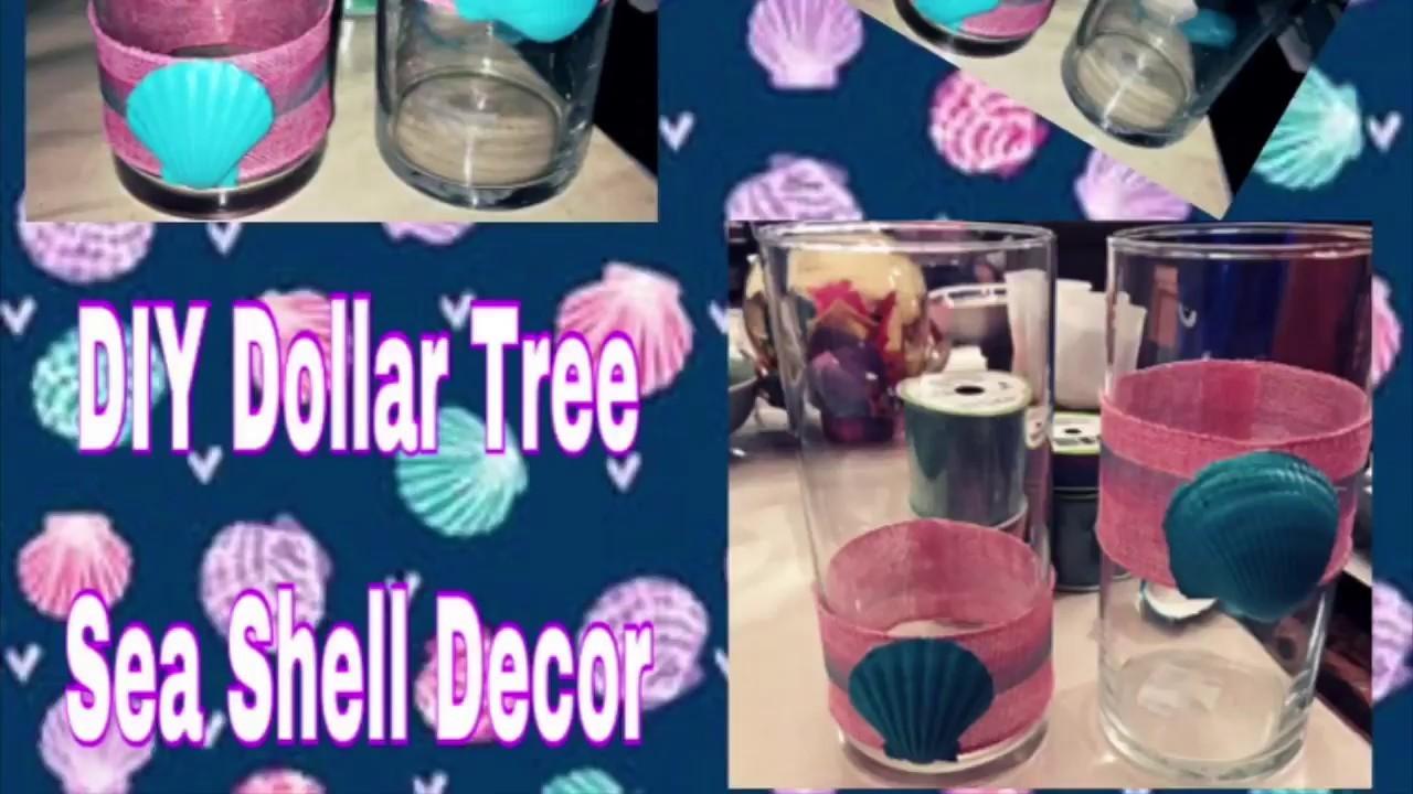 DIY Dollar Tree Mermaid Party Decor