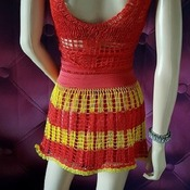 Sipanish Two Piece Outfit