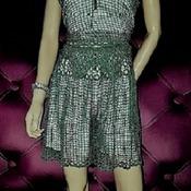 Susan Two Piece Culottes/Shorts