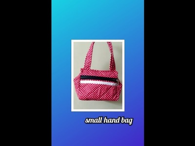 DIY how to sew beautiful small hand bag