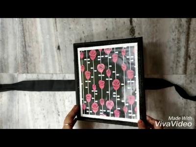 DIY: Lovely handmade scrapbook | Easy card ideas| best gift ever♥️????