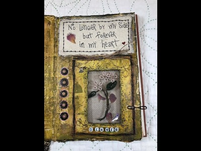 """Altered Book Series: Tutorial """"Cutout, Niche, Screen Window"""" #5 (Recycled Art)"""
