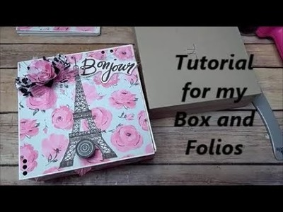 Box and Folio Tutorial