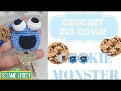 COOKIE MONSTER KEY COVER