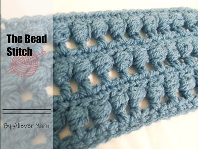 Crochet: Bead stitch