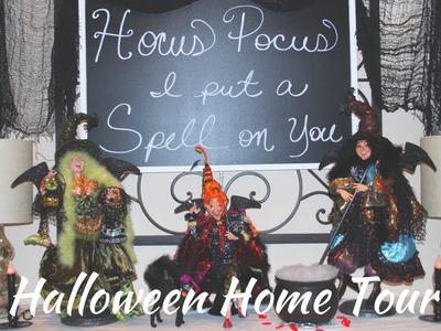 Halloween Home Tour 2018