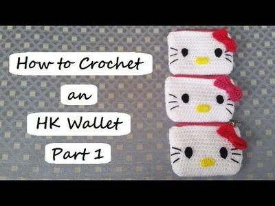 How to Crochet an HK Wallet Part 1