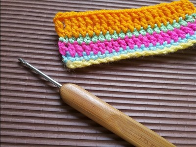 Learn All Crochet Stitches in One Tutorial: Crochet Stitch | (Crochet) (2018)