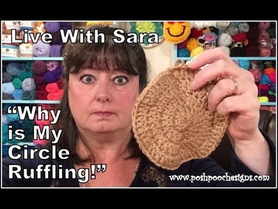 """Live With Sara"" Why Is My Circle Ruffling?"