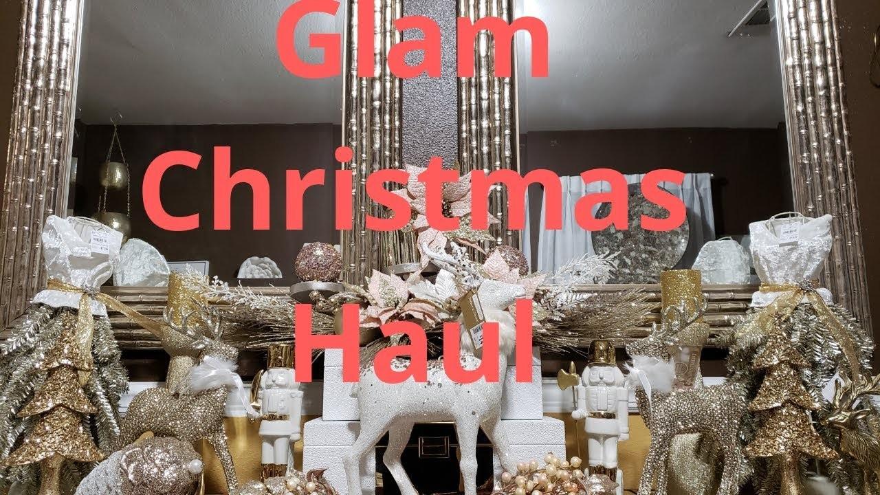 #mychristmasmystyle2018 Glammest Christmas Haul Part 3