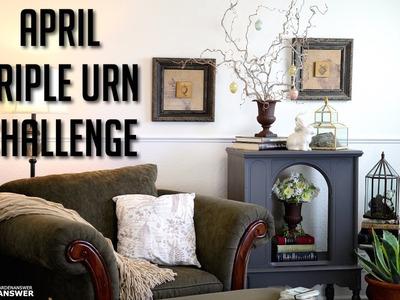 Triple Urn Challenge April