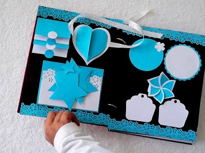 Funfold Scrapbook  (Classic Collection) | The Sucrafts