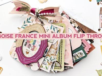 Amboise, France Mini Album Flip Through