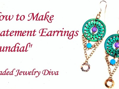 How to Make Statement Earrings