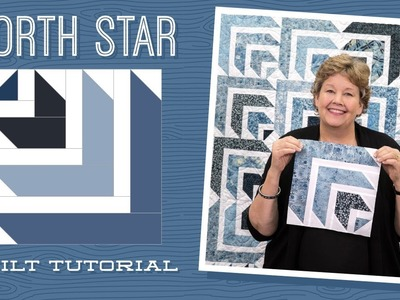 """Make a """"North Star"""" Quilt with Jenny!"""