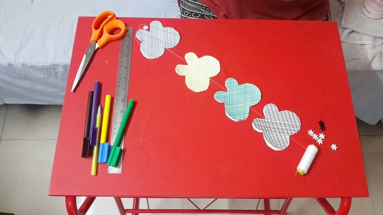 Diy Easy Hand Craft For Kids Party