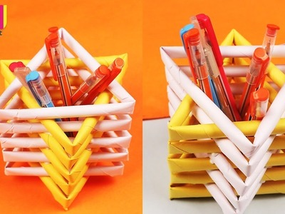 Easy paper craft idea || Best out of waste DIY craft Handmade crafts