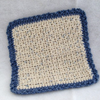 Dish Cloth or Face Cloth