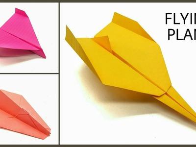 3 easy Flying Planes  - Have Fun - DIY Origami Tutorial - 912