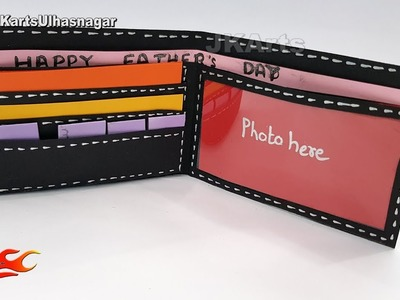 DIY Wallet Card for HIM | JK Arts 1420