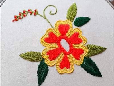 Easy Tutorial Beginner Embroidery Design Pictures Picturesboss
