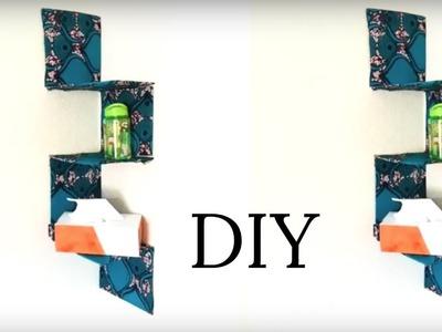 HOW TO :DIY ROOM DECOR |ANKARA WALL ART|DIY CRAFTS|DIY PAPER CRAFTS