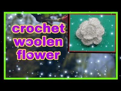 How to make crochet flower ????.